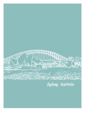 Skyline Sydney 5 by Brooke Witt