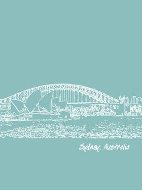 Skyline Sydney 5 by Brooke Witt