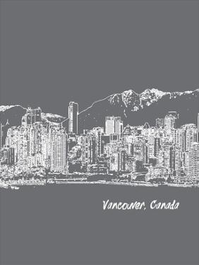 Skyline Vancouver 1 by Brooke Witt