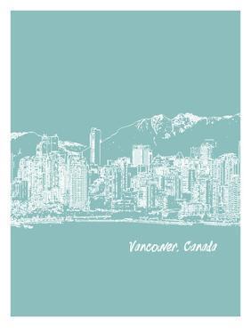 Skyline Vancouver 5 by Brooke Witt