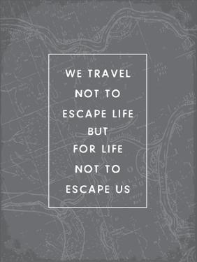 Type Travel Quote by Brooke Witt