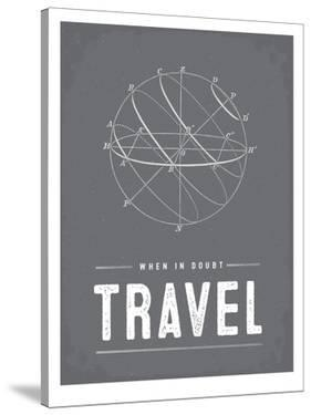 Type When in Doubt Travel by Brooke Witt