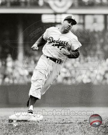 Brooklyn Dodgers - Duke Snider Photo