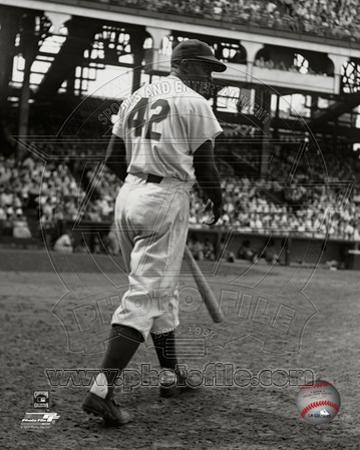 Brooklyn Dodgers - Jackie Robinson Photo