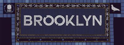 Tiled BK by Brooklyn Industries