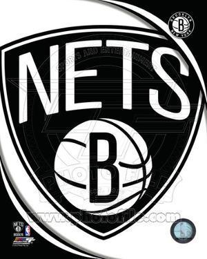Brooklyn Nets 2012 Team Logo