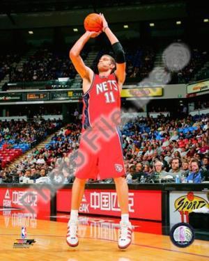 Brooklyn Nets - Brook Lopez Photo
