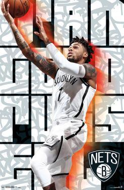 BROOKLYN NETS - D RUSSELL 17
