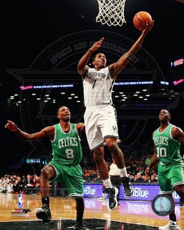 Brooklyn Nets Joe Johnson 2013-14 Action