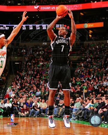 Brooklyn Nets - Joe Johnson Photo