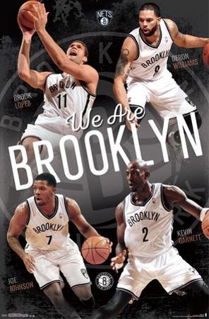 Brooklyn Nets - Team 14