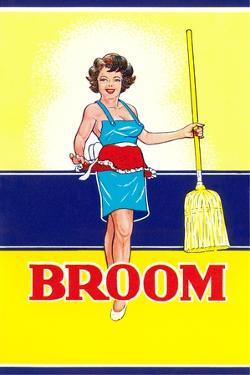 Broom Label, Sexy Housewife