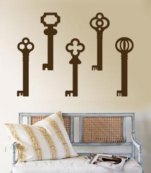 Brown Keys