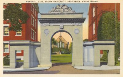Brown University, Providence, Rhode Island