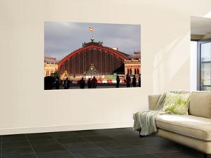 Atocha Railway Station by Bruce Bi
