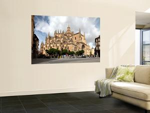 Catedral De Segovia (Segovia Cathedral) by Bruce Bi