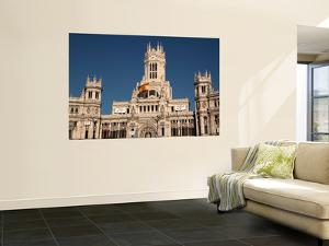 Madrid City Hall by Bruce Bi