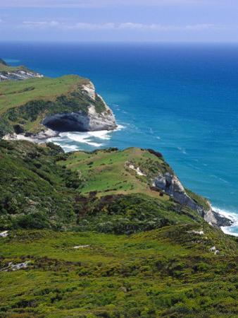 Cape Farewell, South Island