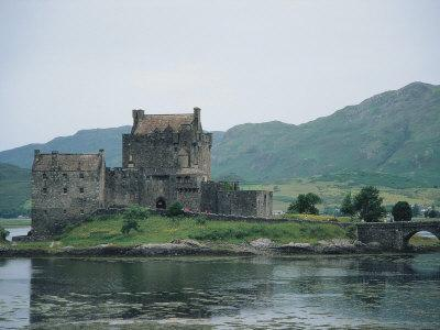 Eilean Donan Castle, West Coast, Scotland