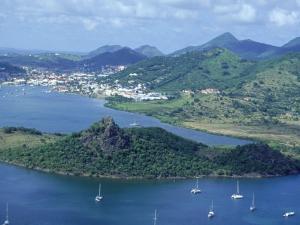 St. Maarten, Virgin Islands by Bruce Clarke