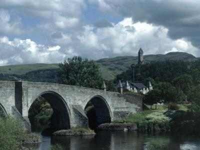 Stirling Bridge and Braveheart Monument
