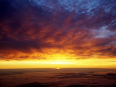Sunrise Over Southeast England