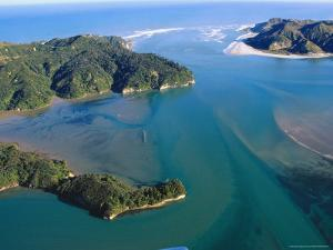 Whanganui Inlet, South Island, New Zealand by Bruce Clarke