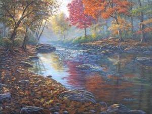 Autumn Glow by Bruce Dumas