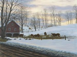 Mud Season by Bruce Dumas