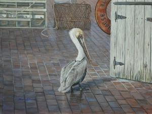 Petes' Pelican by Bruce Dumas