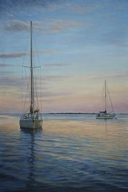 Restful Sails by Bruce Dumas