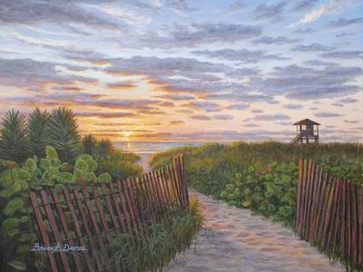 Sunrise at Delray Beach