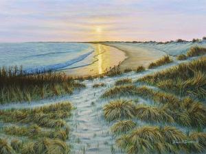 Watch Hill Sunset by Bruce Dumas