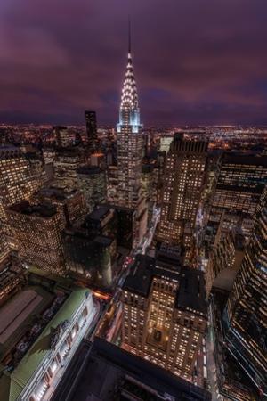 Chrysler Nights by Bruce Getty