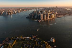 The Big Apple by Bruce Getty