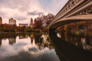 The Bow Bridge by Bruce Getty
