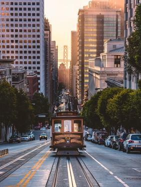 The Trolly by Bruce Getty