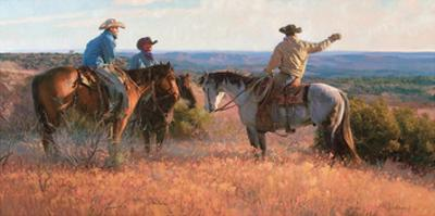 Cowboy Choreography