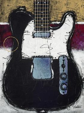 Electric Black by Bruce Langton