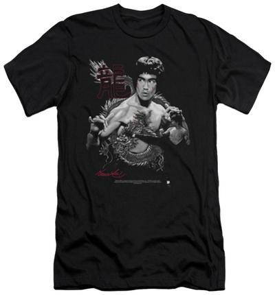 Bruce Lee - The Dragon (slim fit)