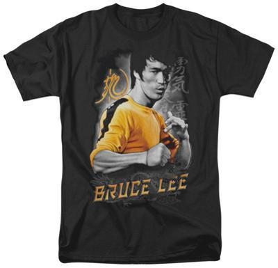 Bruce Lee - Yellow Dragon