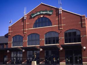 Louisville Slugger Field, Louisville by Bruce Leighty