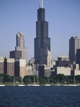 Sears Tower, Chicago, IL by Bruce Leighty