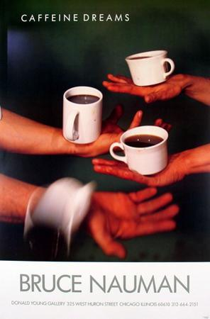 Caffeine Dreams by Bruce Nauman