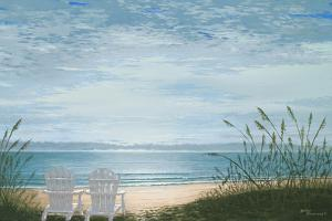 Beach Chairs by Bruce Nawrocke