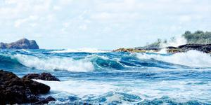 Cool Beach II by Bruce Nawrocke