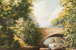Grant Park Bridge by Bruce Nawrocke