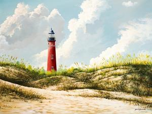 Lighthouse I by Bruce Nawrocke