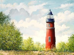 Lighthouse II by Bruce Nawrocke