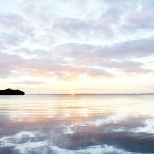 Peaceful Lake by Bruce Nawrocke